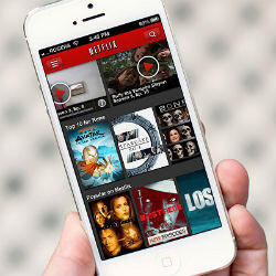 Netflix mobile streaming quality to double without affecting data usage
