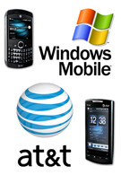 Choosing a Windows Mobile phone on AT&T