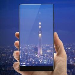 Xiaomi Mi MIX 2 to boast a 93% screen-to-body ratio