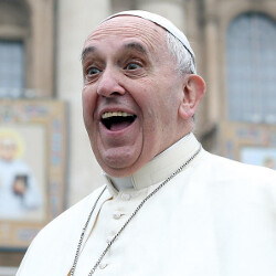 Pope Francis says to love the Bible as much as you love your smartphone