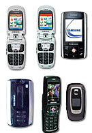 Samsung introduces a slew of new devices during CES 2006