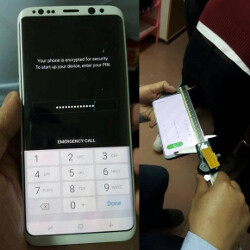 Working Samsung Galaxy S8 leaked in high quality image