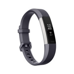 Fitbit's Alta HR packs a heart rate monitor in a slim package