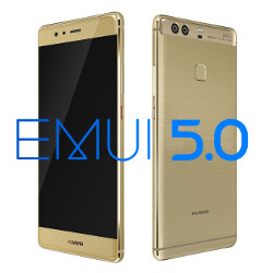 Nougat-based EMUI 5 begins trickling out to Huawei P9 Plus