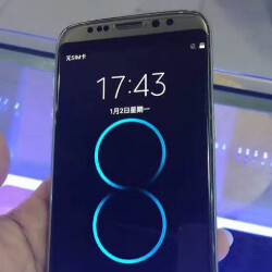 Knock-off Galaxy S8 phone found in China and it looks as funky as you might expect