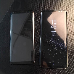 Galaxy S8 and S8+ leak again, covered by various screen protector designs