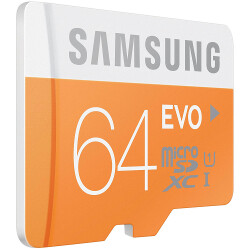 Deal: Looking for some extra storage? Grab the waterproof Samsung EVO 64GB microSD card at 60% off!