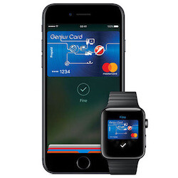 The Apple Pay rollout continues to the lands of Italy