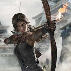 2013's Tomb Raider game is now available on the Android-based Shield TV for $14.99