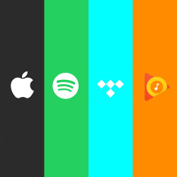 Apple Music, Google Play Music, Spotify, or Tidal: which one do you use?
