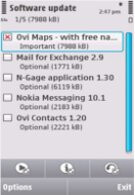Free Ovi Maps finally hits the Nokia N97