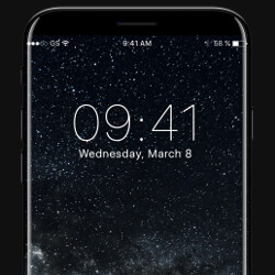 Graphic designer envisions the iPhone 8