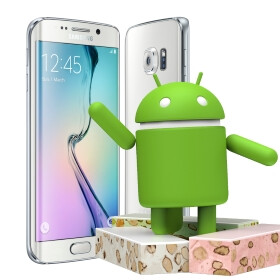 Android 7 0 Nougat For Galaxy S6 And S6 Edge Is Now Rolling Out Phonearena