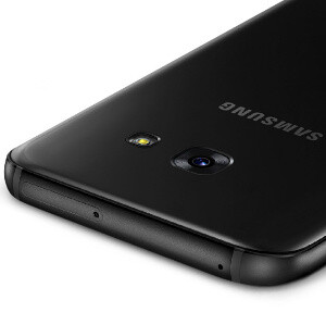 samsung a3 2017 fast charging