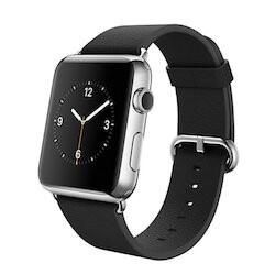 Deal: Stainless steel Apple Watch and leather band for just $279 ($70 off)