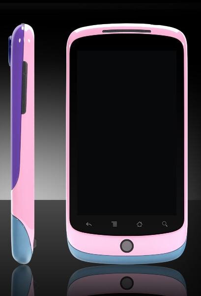 ColorWare will Pimp-out your Nexus One