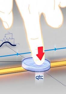 Quantum pressure-sensitive touchscreens coming soon