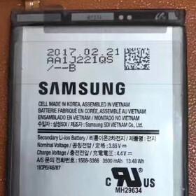 Resultado de imagen para samsung galaxy s8 plus battery
