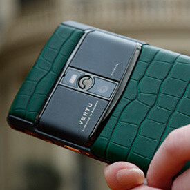 Luxury phone maker Vertu makes phones for outrageously rich tycoons, gets acquired by one