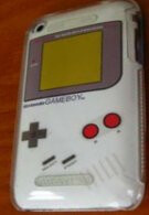 You can make your own nostalgic Nintendo GameBoy case for the iPhone