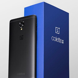 OnePlus 3T colette edition is introduced; custom black color and 128GB of native storage