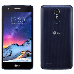 The affordable LG K8 2017 could arrive at Verizon soon