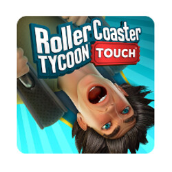 Atari's RollerCoaster Tycoon Touch rolls its way into