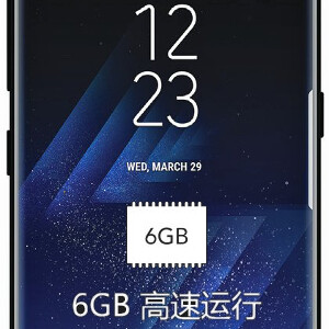 IHS: Galaxy S8 with 6GB RAM is in the wings, but only for China