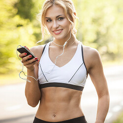 Get off the couch and into shape with these 5 workout and exercise apps!