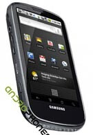 The Samsung Galaxy 2 - in front of the camera for the first time?