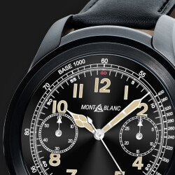 Montblanc Summit is a new Android Wear 2.0 smartwatch that looks like it could last decades