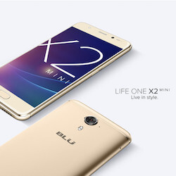 Blu Life One X2 Mini is more expensive and more powerful than its larger brother