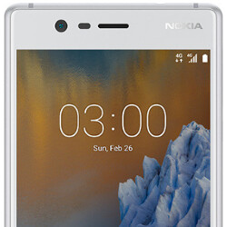Nokia 3 (TA-1038) is certified by the FCC