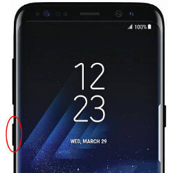 Galaxy S8 may have a Bixby button without Bixby AI at launch (hope it's programmable)