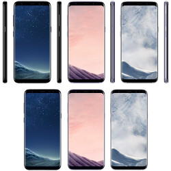 Carrier orders favoring Galaxy S8 before S8+, in-cell touch tech may be S8 exclusive