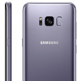 New Samsung Galaxy S8 renders show a purple / violet color option