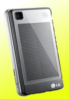Solar panel for the LG Pop GD510 is now available