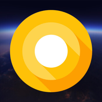 This is the official Android O wallpaper, get the high-res image here