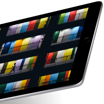 The new iPad's 'brighter Retina Display' is a cheaper version of the Air 2 panel