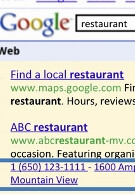 Google ads now offer click to call