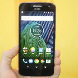 Moto G5 Plus up for pre-order in the UK for £250, blue model incoming too
