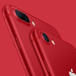 PRODUCT(RED) Apple iPhone 7 and Apple iPhone 7 Plus registrations in China greatly surpass available units