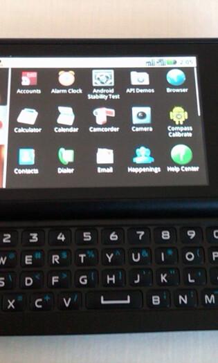 Motorola Devour to use the same processor as Palm Pixi