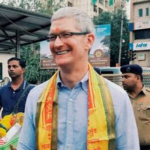 Picture from Apple to start making iPhones in India