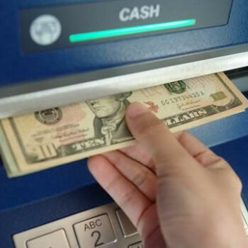 Picture from Your smartphone might soon be the only thing you need to withdraw cash from ATMs