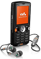 Sony Ericsson unveils the W810i Walkman cellphone
