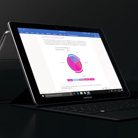 Samsung Galaxy Book stars in
