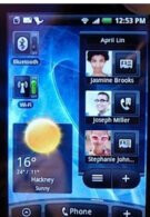 Sense UI on board in the latest HTC Magic ROM
