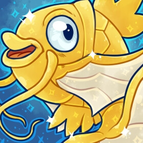 Have you spotted a golden Magikarp in Pokemon GO yet?