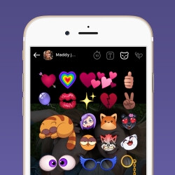 Viber now lets you slap stickers on photos and send them to your unsuspecting friends